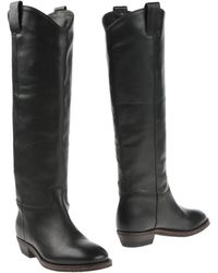 A Trois Boots - Lyst