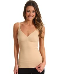 DKNY Fusion Plunging Cami 631115 - Lyst