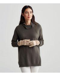 Eileen Fisher - Fine Gauge Cashmere Gloves - Lyst