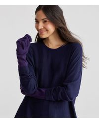 Eileen Fisher - Fine Gauge Cashmere Gloves - Lyst