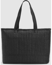 Eileen Fisher - Quilted Recycled Nylon Tote - Lyst