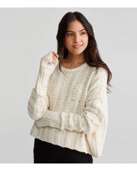Eileen Fisher   Handknit Peruvian Organic Cotton Glovelettes   Lyst