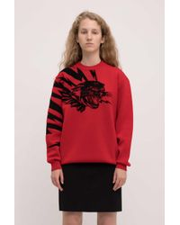 Givenchy - Flying Cat Jumper - Lyst