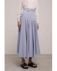 Loewe | Skater Skirt | Lyst