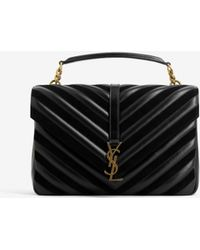 Saint Laurent - Monogram College Bag - Lyst