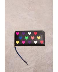 Loewe   Hearts Wallet   Lyst