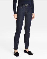 Zendra El Corte Inglés - El Corte Inglés Zendra Adela Push Up Five-pocket Jeans - Lyst