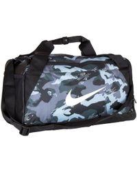 40a46233335dad Nike Brasilia Large Training Duffel Bag Women's Sports Bag In Black ...