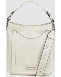 Pepe Moll - Gray Hobo Bag With Two Handles - Lyst