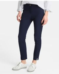 Zendra El Corte Inglés - El Corte Inglés Zendra Body Sculpture Trousers - Lyst
