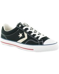 8dda65d3b9dd Lyst - Converse Star Player Ev Ox One Piece Leather in Gray