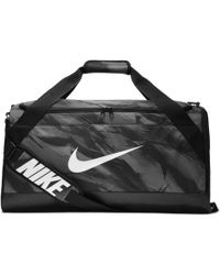 0617da4060 Lyst - Nike Brasilia (small) Sports Bag in Gray for Men