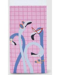 El Corte Inglés - Pink Glasses Case With Flamingoes - Lyst