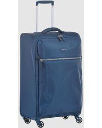 Gloria Ortiz Medium Blue 75l Soft-sided Suitcase