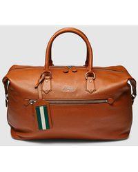 Polo Ralph Lauren - Medium Camel Travel Bag - Lyst