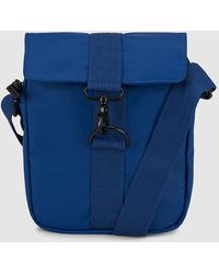 Jo & Mr. Joe | Mens Blue Messenger Bag | Lyst