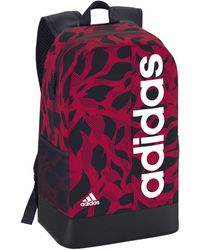 adidas - Linear Graphic Backpack - Lyst 0051eb1c94