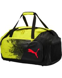 PUMA - Liga Medium Sports Bag - Lyst