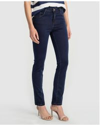 Zendra El Corte Inglés - El Corte Inglés Zendra Adela Push-up Jeans - Lyst