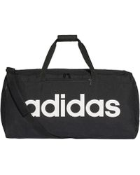 6d4a2ef775 adidas Linear Teambag Extrasmall Men s Sports Bag In Pink in Pink ...