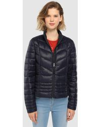 Vero Moda - Short Lightweight Quilted Coat - Lyst