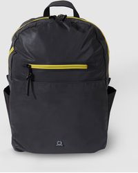 Jo & Mr. Joe - Black Backpack With Zip - Lyst