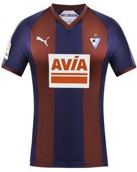 PUMA - Sd Eibar 2018-2019 Home T-shirt - Lyst