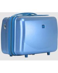 Gloria Ortiz - Blue 15 L Hard-sided Toiletry Luggage - Lyst