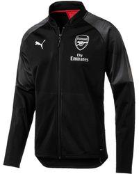 PUMA - Arsenal Fc 2018-2019 Stadium Jacket - Lyst