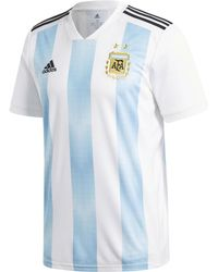 adidas - Argentina 2017-2018 Home Jersey - Lyst