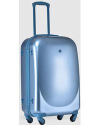 Gloria Ortiz - Medium Blue 66 L Hard-sided Suitcase - Lyst