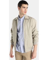 Green Coast - Beige Jacket - Lyst