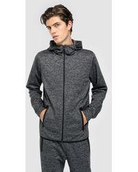 Green Coast - Grey Casual Jacket - Lyst