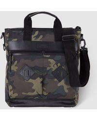 49d41c36fada Polo Ralph Lauren - Mens Camouflage Print Messenger Bag In Green Tones -  Lyst