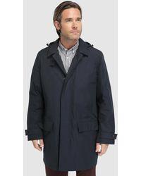 7cf348cf20ba2 Lyst - Men s Lacoste Coats Online Sale