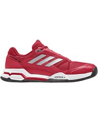 newest 7da77 932fa adidas - Barricade Club Clay Tennispadel Tennis Shoes - Lyst
