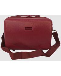 536c56dcf015 Gloria Ortiz - Burgundy 19 L Hard-sided Toiletry Bag - Lyst