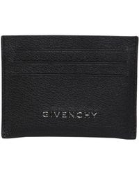Givenchy - Pandora Leather Card Holder - Lyst