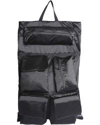 Eastpak - Oversize Poster Backpack In Satin - Lyst