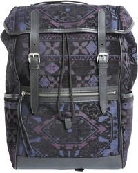 Etro - Carpet Embroidery Jacquard Backpack - Lyst