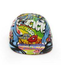 Moschino - #eyes Hat - Lyst