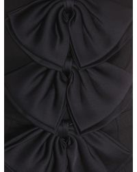 88d143d5cac Givenchy - Crêpe Jumpsuit With Sain Bows - Lyst