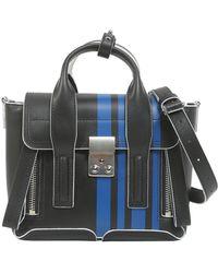 3.1 Phillip Lim - Pashli Mini Leather Satchel - Lyst