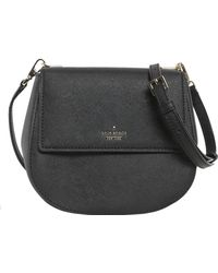 Kate Spade - Byrdie Small Leather Crossbody Bag - Lyst