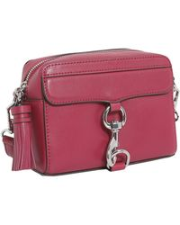 Rebecca Minkoff - Mab Leather Camera Bag - Lyst