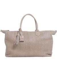 Bruno Parise Italia - Georgia Leather Duffle Bag - Lyst