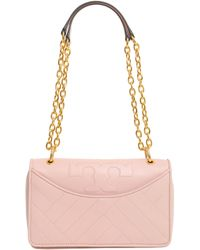 Tory Burch - Alexa Leather Crossbody Bag - Lyst
