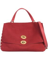 Zanellato Medium Postina Bag - Red