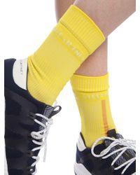 adidas By Stella McCartney - Running Socks With Parley Yarn - Lyst