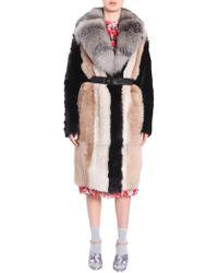 N°21 - Belted Coat - Lyst